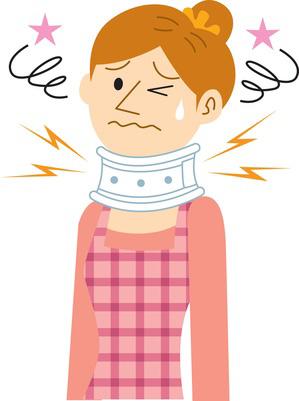 交通事故治療(むち打ち症)